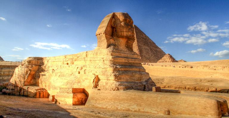 Milhares de anos atrás, no Egito antigo, as pessoas acreditavam em símbolos para atrair sorte e prosperidade