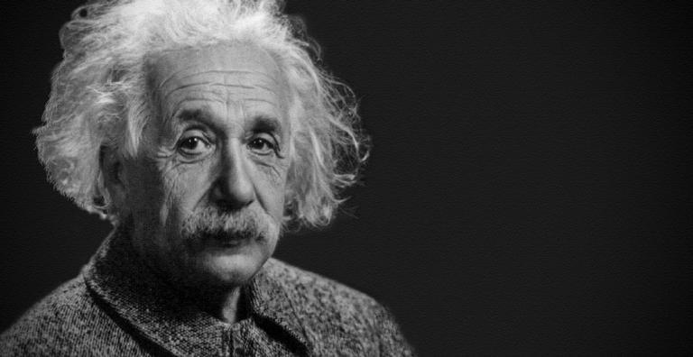 O famoso cientista já foi expulso da escola e, no início da infância, não era considerado inteligente