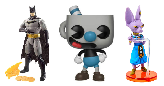 Personagens miniaturas que todo apaixonado pelo mundo geek vai amar ter