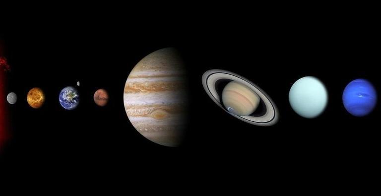 Entenda por que estes grandes corpos celestes são arredondados