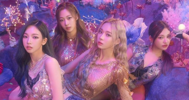Aespa SM Entertainment K-Pop