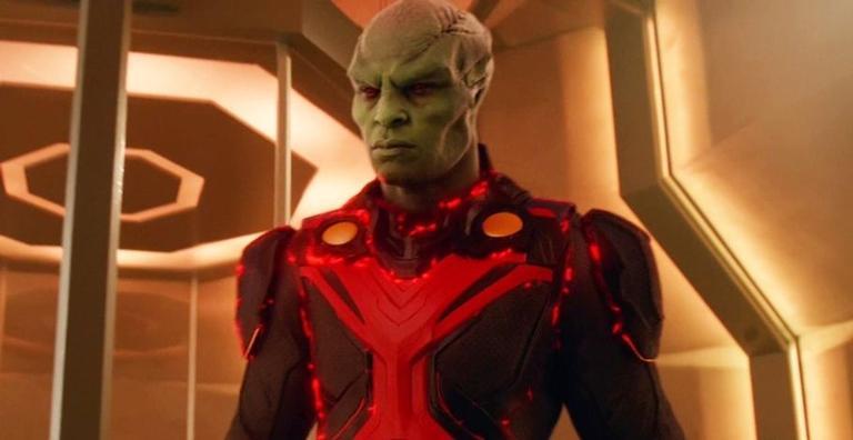 O herói marciano será interpretado pelo ator Harry Lennix