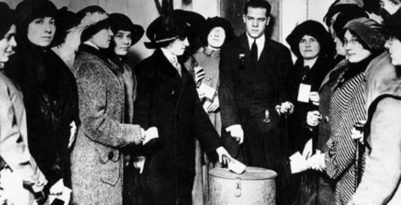 A importante luta sufragista que possibilitou a conquista ao voto das mulheres