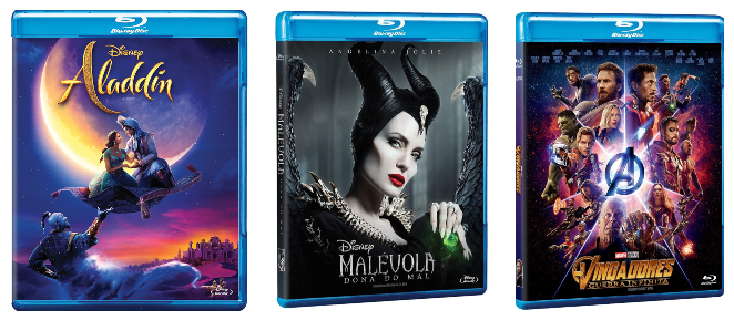 Selecionamos 15 filmes disponíveis na versão física para você garantir na Amazon