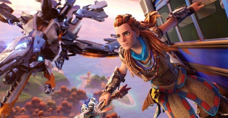 Além do traje, a Epic Games também anunciou o início do Campeonato Aloy e o modo Tempo Limitado: Dupla Dinâmica! Aloy e Lara