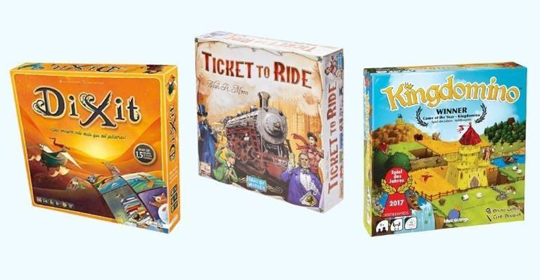 Confira 8 jogos que vão garantir momentos de diversão com toda a galera