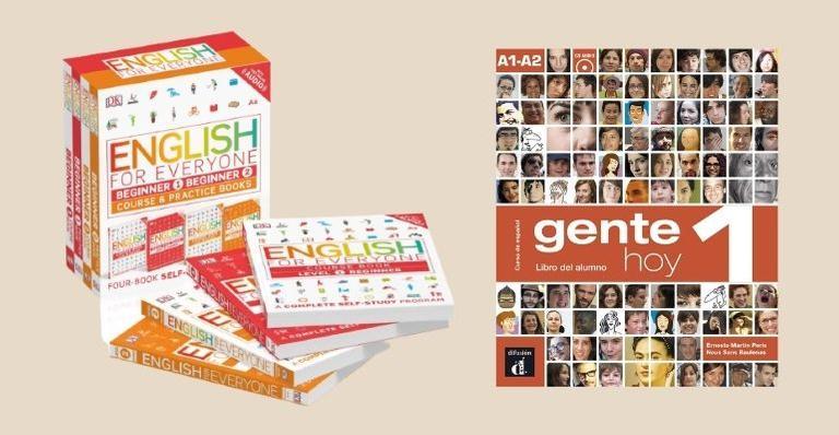 Confira dicas e livros incríveis que vão te ajudar na hora de começar a estudar um novo idioma
