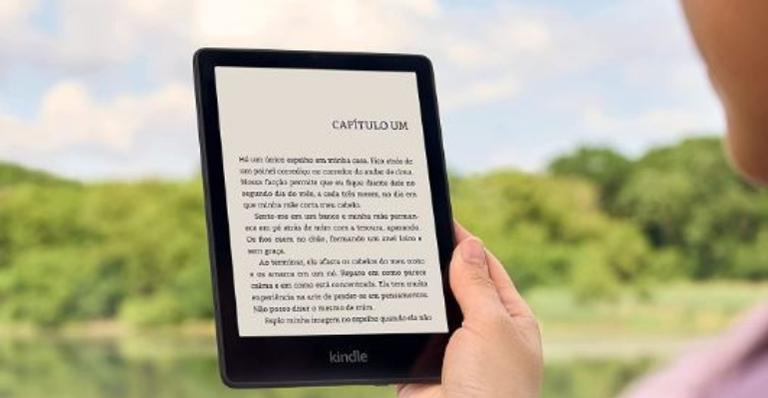 Com funções incríveis, o novo e-reader promete conquistar os apaixonados por leitura